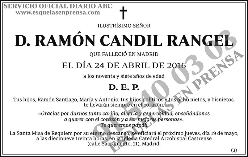 Ramón Candil Rangel